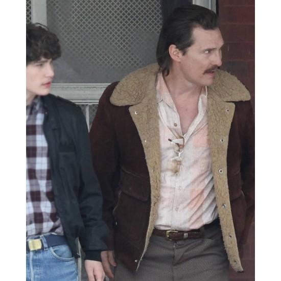 Matthew Mcconaughey White Boy Rick Jacket