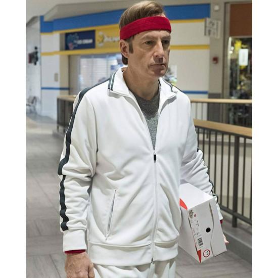 Bob Odenkirk Better Call Saul White Jacket