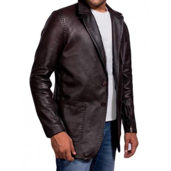 Nick Escalante Wild Card Jason Statham Leather Jacket