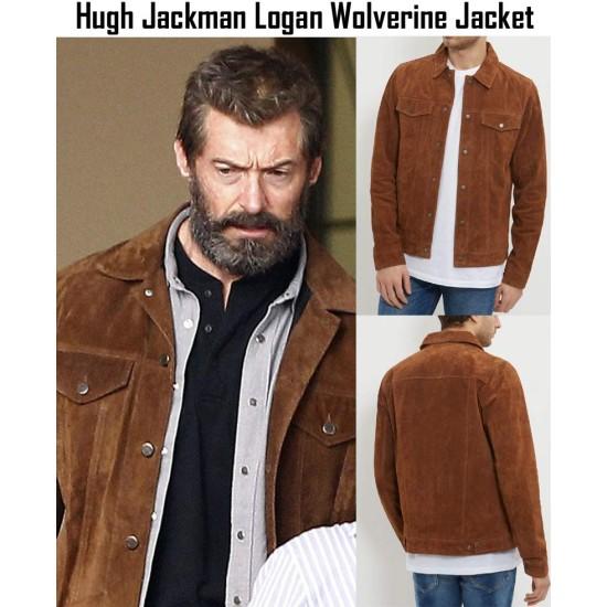 Logan Movie 2017 Hugh Jackman Wolverine 3 Jacket