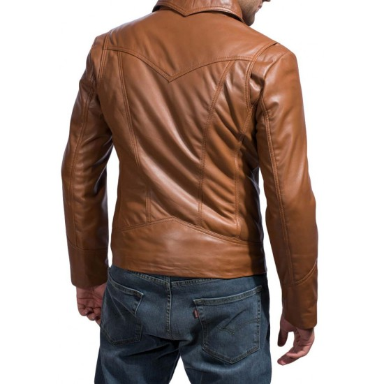 X-Men Wolverine Days of Future Past Leather Jacket