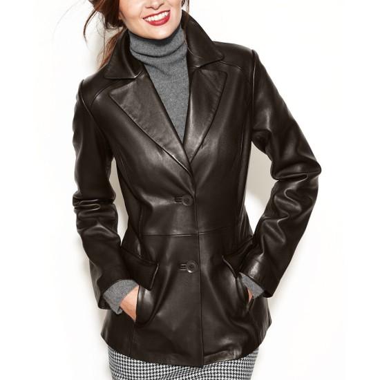 Women's Two Button Front New York Blazer