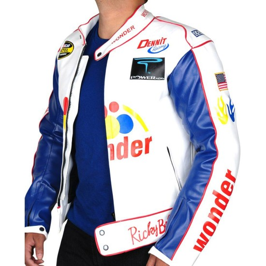 Ricky Bobby Wonder Bread Jacket
