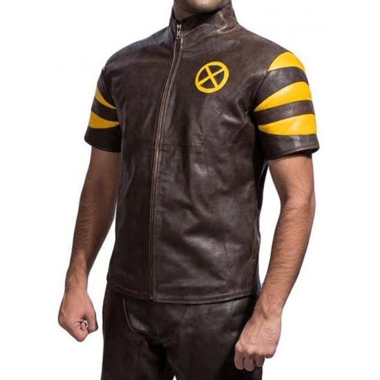 X-Men The Last Stand Beast Leather Jacket