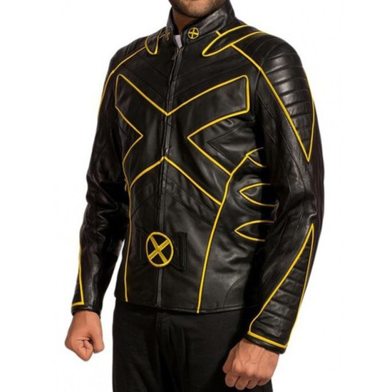 X-Men The Last Stand Wolverine Leather Jacket
