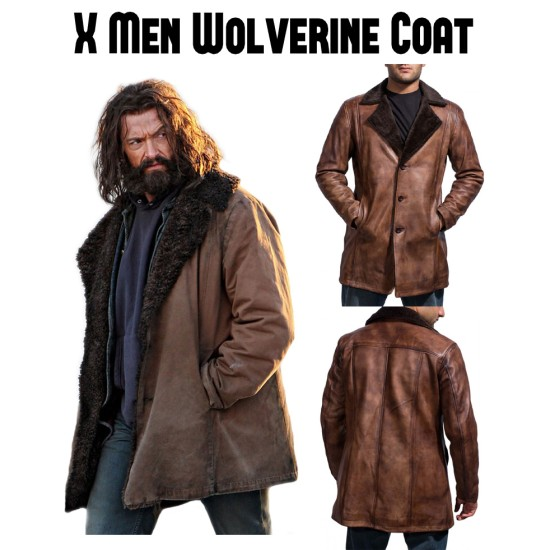 Wolverine X-Men Coat