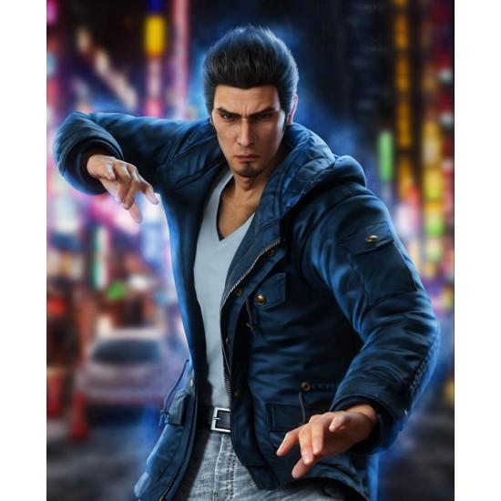 Yakuza 6 Kazuma Kiryu Hooded Jacket