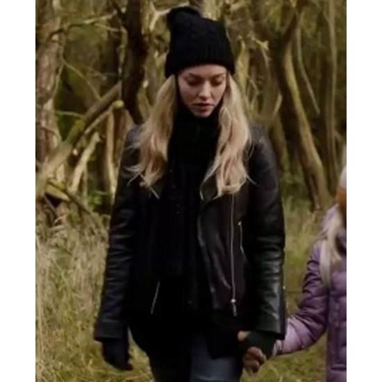 Amanda Seyfried You Should Have Left Leather Jacket