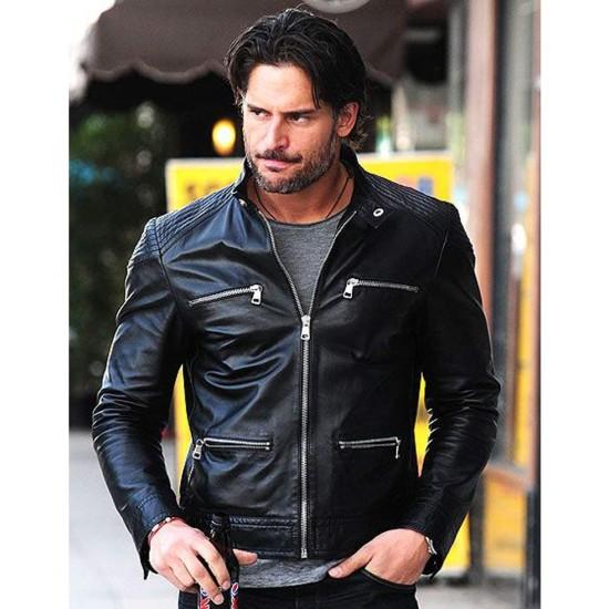 Casual Wear Joe Manganiello Jacket