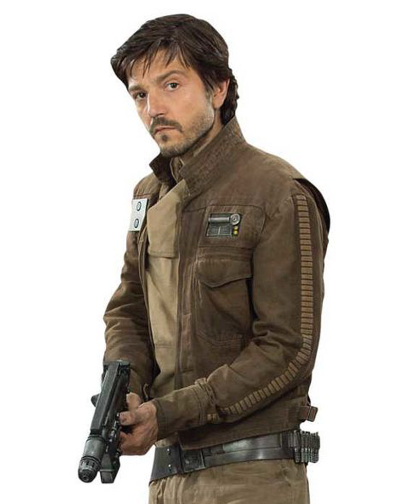 Captain Cassian Andor Jacket from Rogue One A Star Wars ...